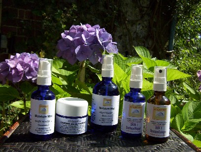 Pure natural Beauty and Skin Care