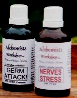 NERVE/STRESS: RELIEF BIG TIME -  also now in Money Saving 100ml. and 200ml. Smooth the STRESS AWAY.